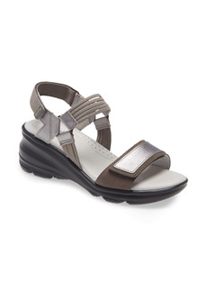 Jambu St. Tropaz Slingback Wedge Sandal (Women)