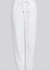 James Perse Crinkled Poplin Pants