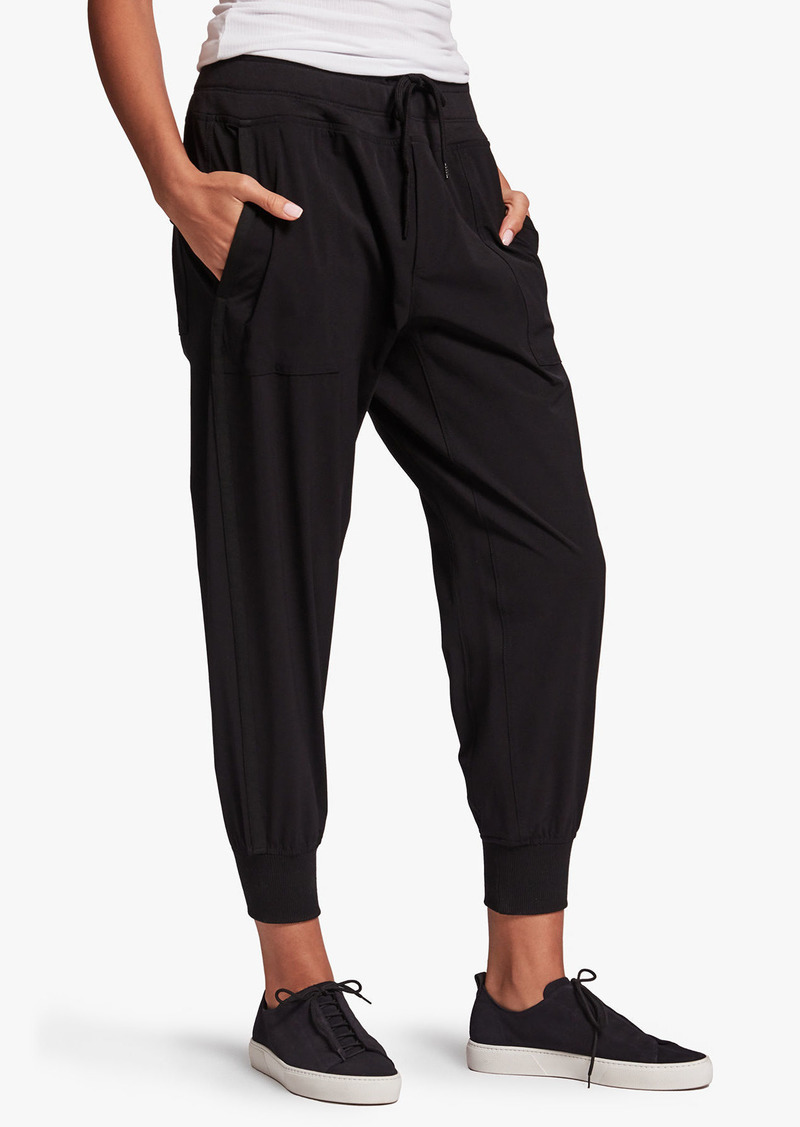 James Perse Y/OSEMITE TECHNICAL CONTRAST SWEAT PANT