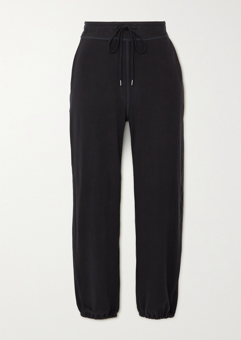 James Perse Jersey Track Pants