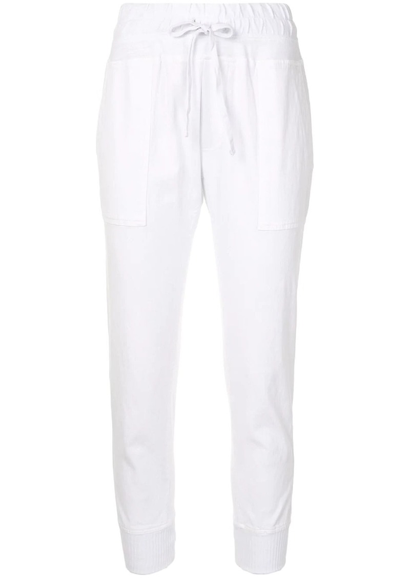 James Perse relaxed jersey trousers