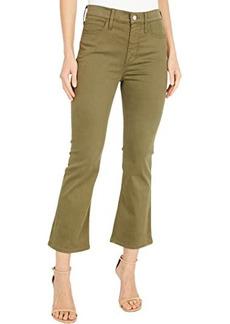 J.Crew Demi Boot Crop Chino Pants