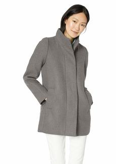 J.Crew Mercantile Women's Classic-Wool Cocoon Coat