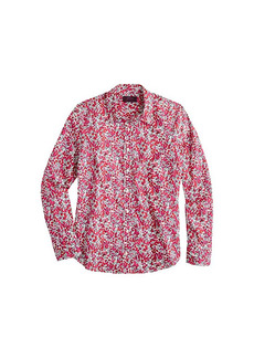 J.Crew Perfect Shirt in Liberty Wiltshire