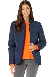 J.Crew Regent Puffer Blazer Jacket