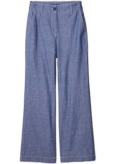 J.Crew Ryan Pants in Washed Chambray