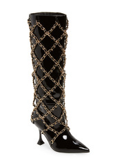 Jeffrey Campbell Jeffery Campbell Armor Caged Boot (Women's Shoes)