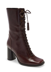 Jeffrey Campbell Jeffery Campbell Hunts Lace-Up Boot (Women)