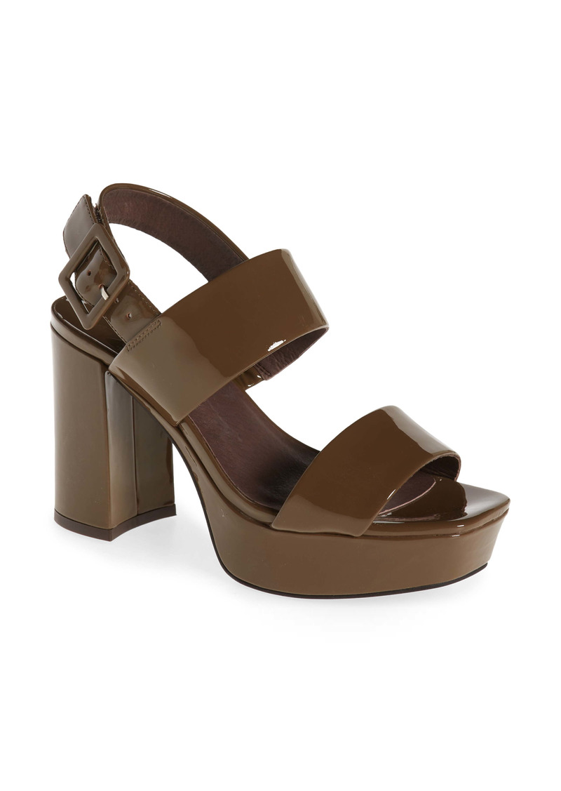 Jeffrey Campbell Ammaly Platform Slingback Sandal (Women)