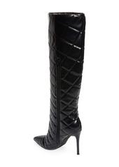 Jeffrey Campbell Arsen Knee High Boot (Women) (Wide Calf)