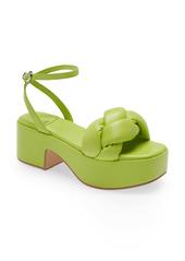 Jeffrey Campbell Braided Platform Sandal (Women)