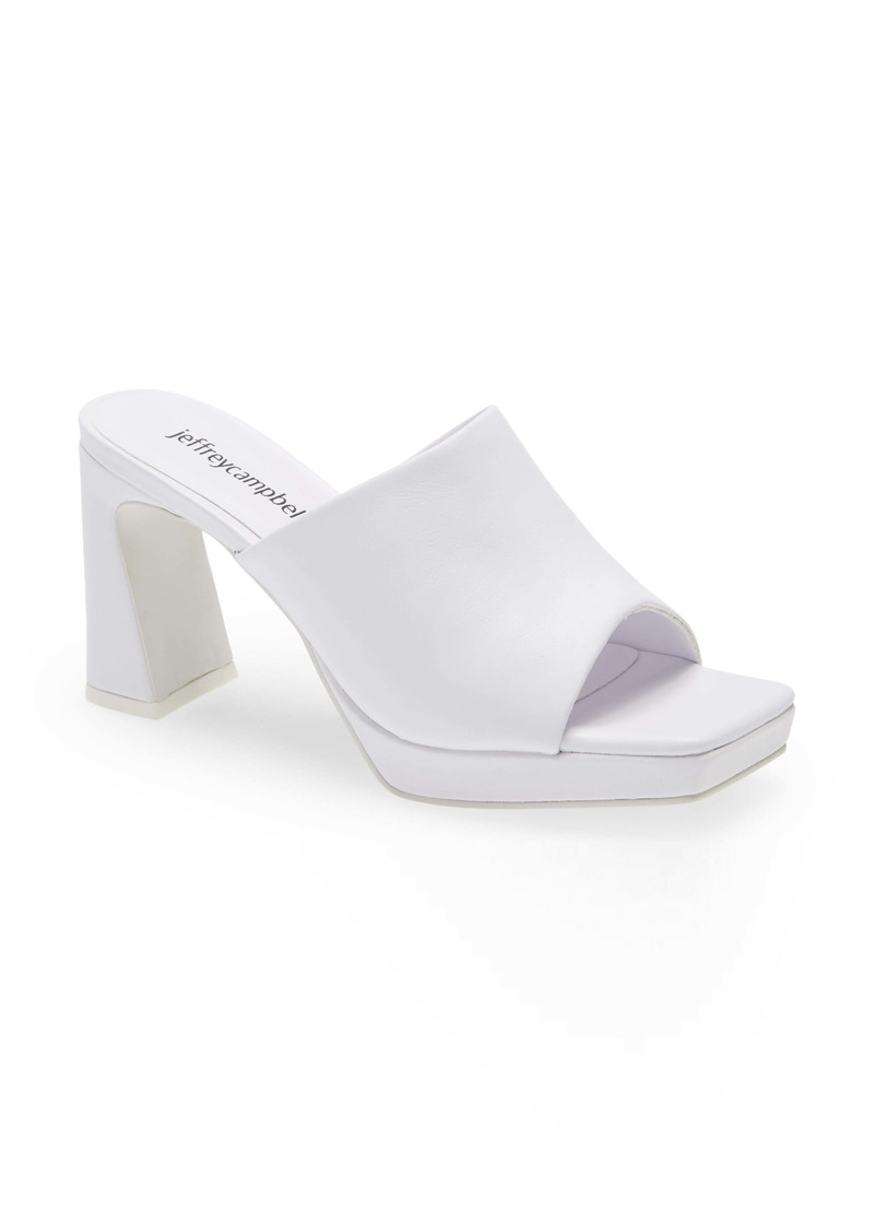 Jeffrey Campbell Caviar Platform Slide Sandal (Women)