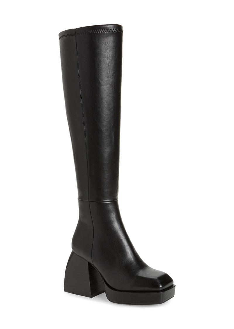 Jeffrey Campbell Dauphin Over the Knee Boot (Women)