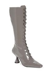 Jeffrey Campbell Elvita Pointed Toe Boot (Women)