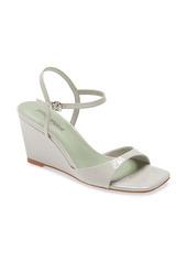 Jeffrey Campbell Entree Ankle Strap Wedge Sandal (Women)