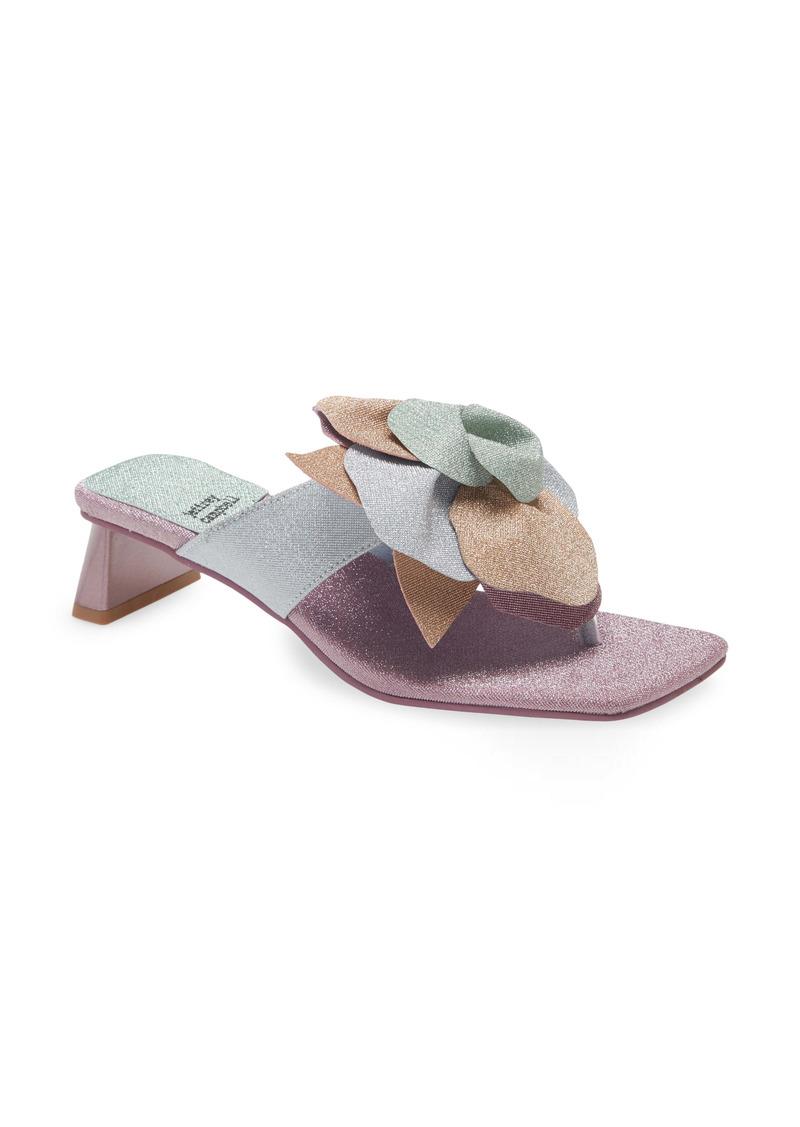 Jeffrey Campbell Flowers Slide Sandal (Women)