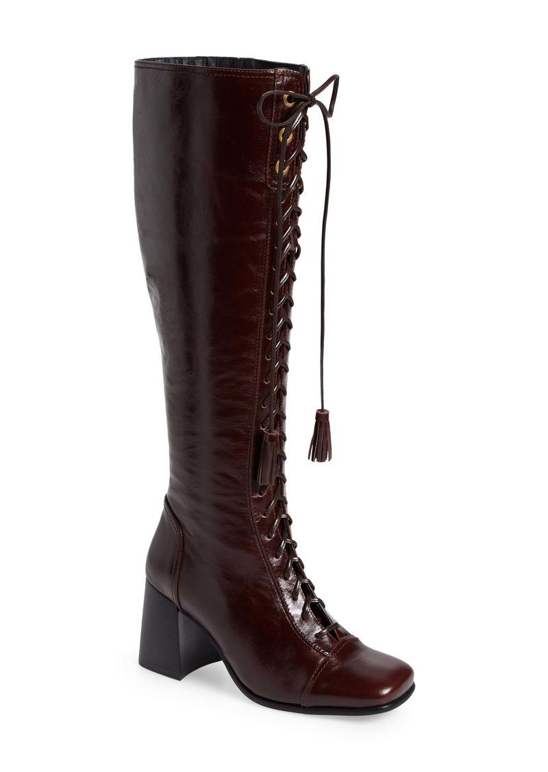 Jeffrey Campbell Hunts Knee High Boot (Women)