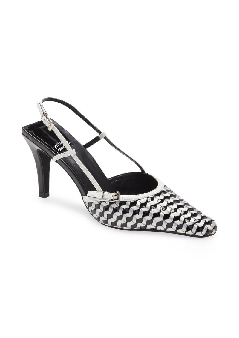 Jeffrey Campbell Illusions Slingback Sandal (Women)