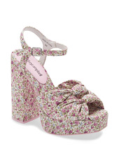Jeffrey Campbell Knot 2Day Platform Sandal (Women)