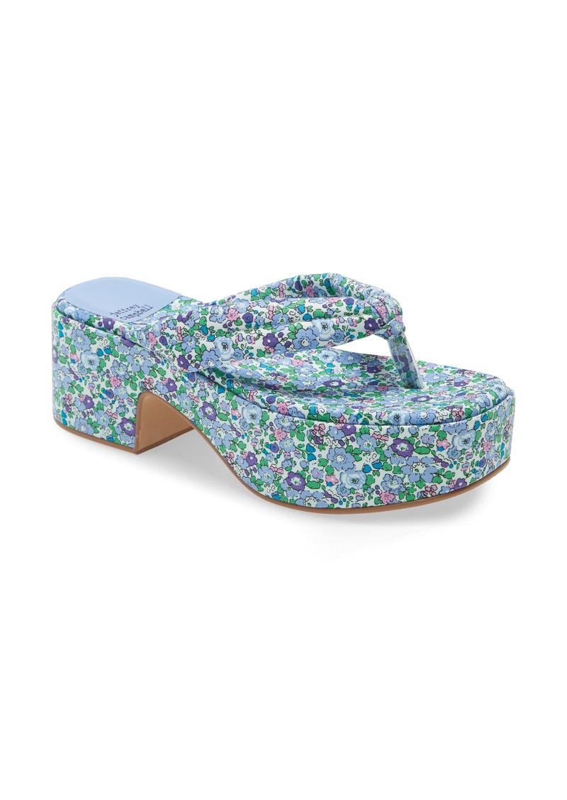 Jeffrey Campbell Luau Platform Flip Flop (Women)