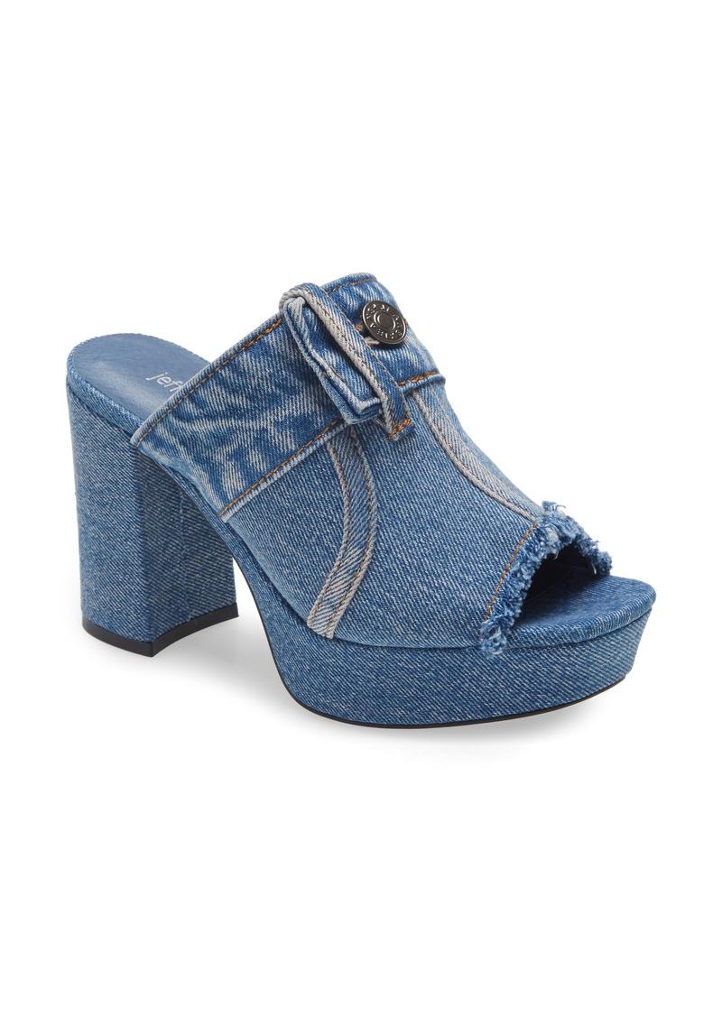 Jeffrey Campbell Magda Platform Sandal (Women)