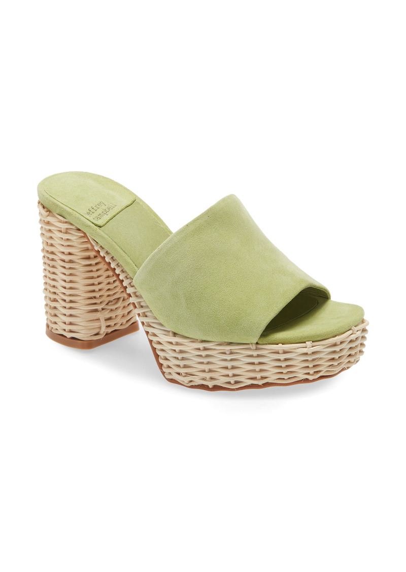 Jeffrey Campbell Magda Slide Sandal (Women)