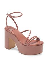 Jeffrey Campbell Mamba Platform Ankle Strap Sandal (Women)