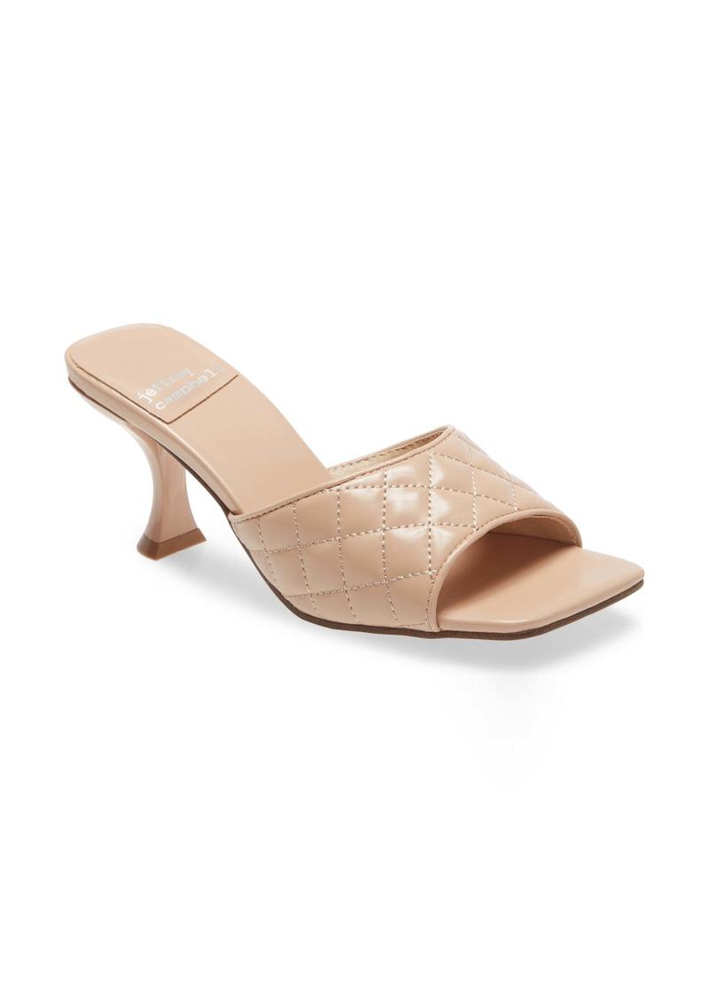 Jeffrey Campbell Mr Big Slide Sandal (Women)