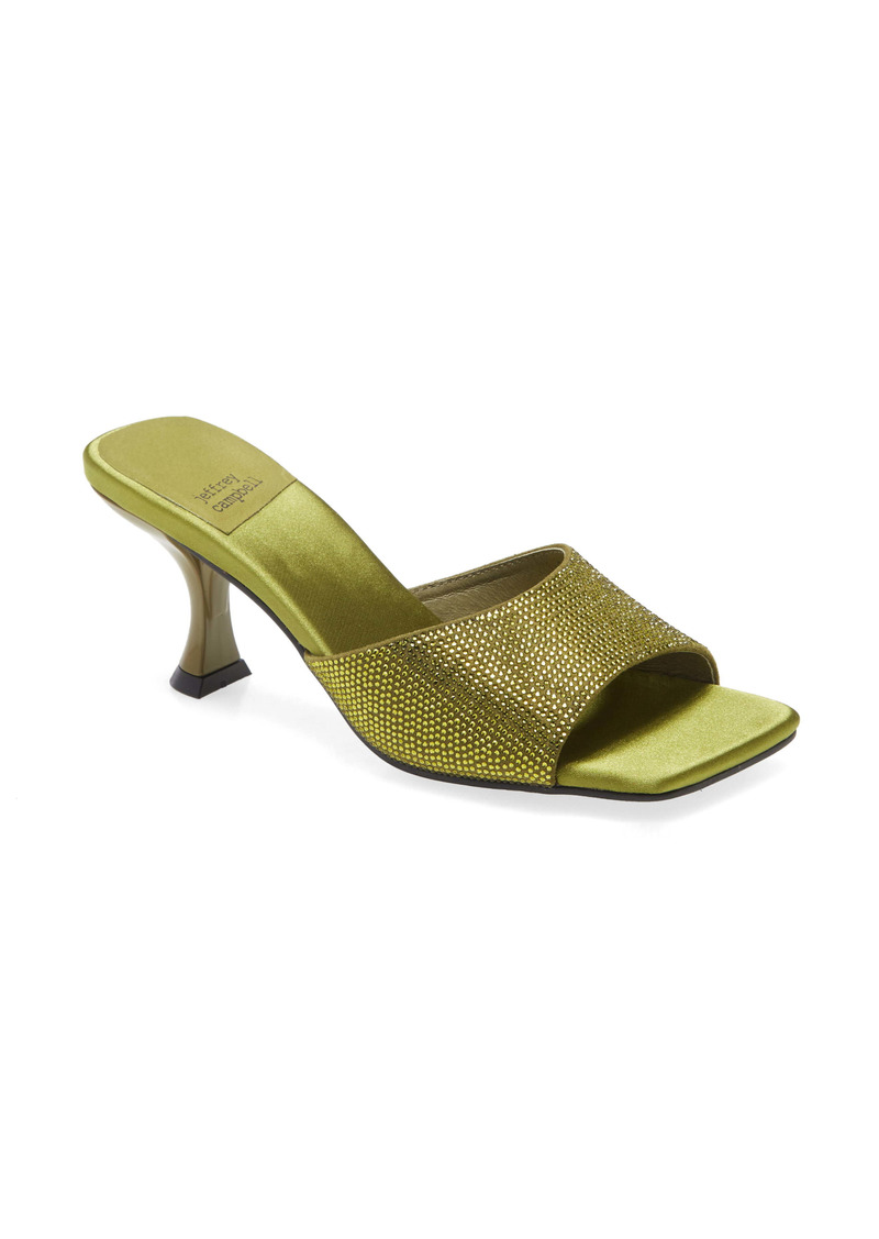 Jeffrey Campbell Mr Big Slide Sandal (Women)