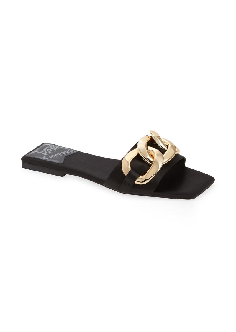 Jeffrey Campbell Park Chain Slide Sandal (Women)