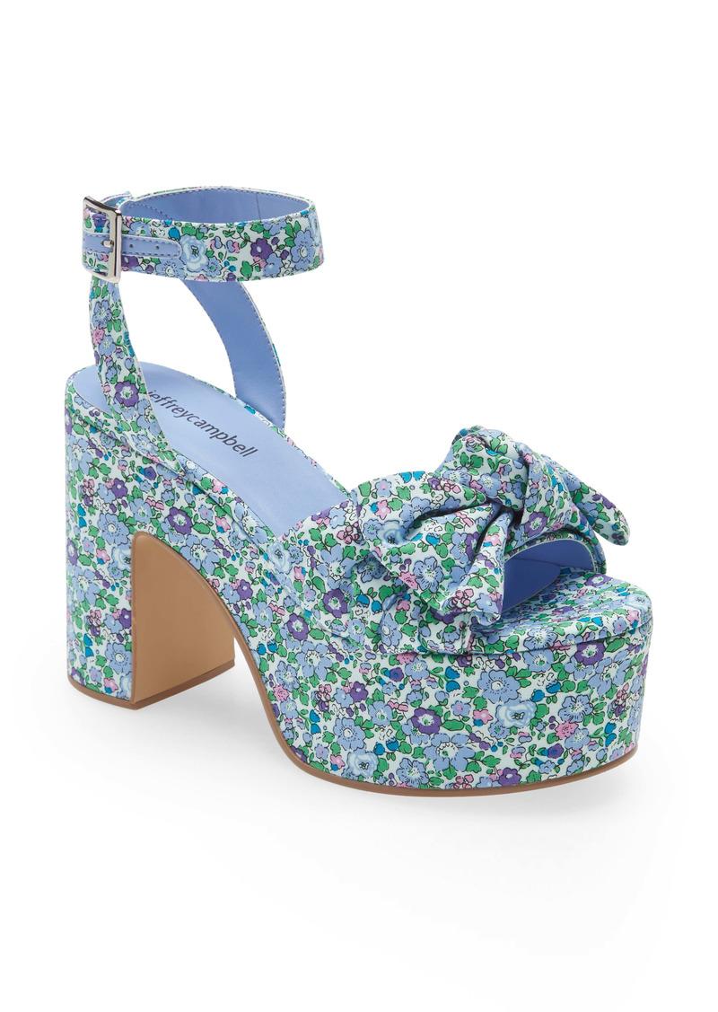 Jeffrey Campbell Picnic Platform Sandal (Women)