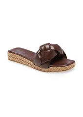 Jeffrey Campbell Quadro Espadrille Slide Sandal (Women)