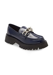 Jeffrey Campbell Recess Chain Platform Loafer (Women)
