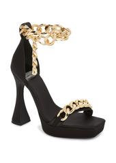 Jeffrey Campbell Silverlake Ankle Strap Sandal (Women)