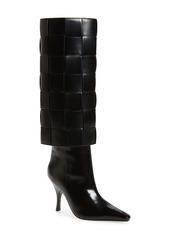 Jeffrey Campbell Skelter Knee High Boot (Women)
