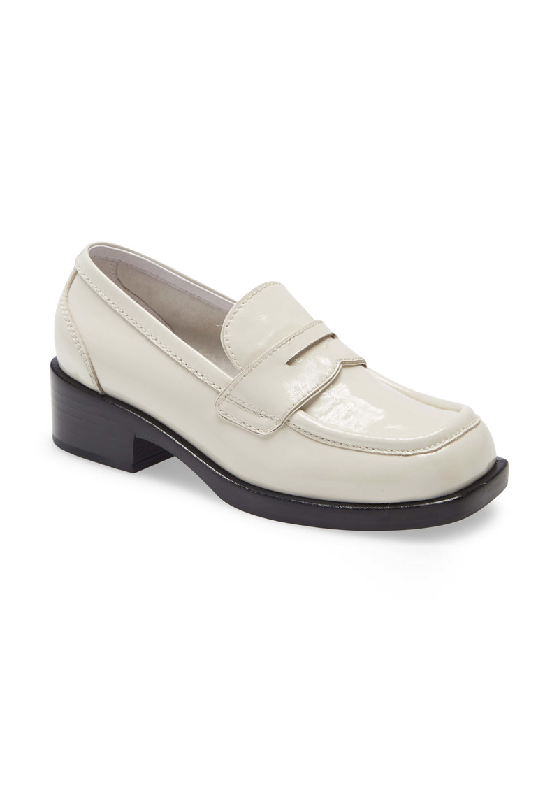 Jeffrey Campbell Sorbonne Penny Loafer (Women)