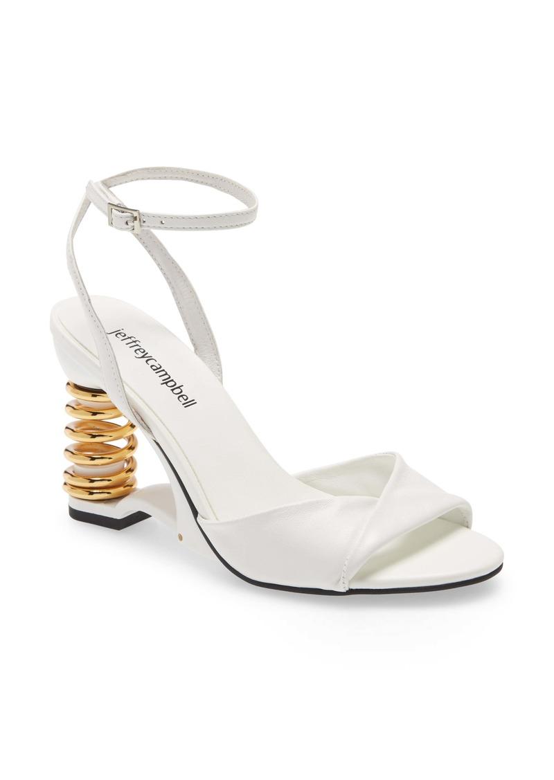 Jeffrey Campbell Sprung Spring Heel Sandal (Women)