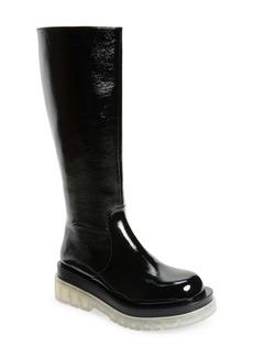 Jeffrey Campbell Tanked Knee High Boot (Women)