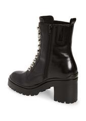 Jeffrey Campbell Tonette Heeled Combat Boot (Women)