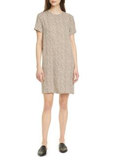 Women's Jenni Kayne Leopard Print T-Shirt Dress