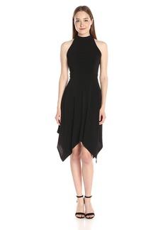 Jessica Simpson Women's Ity Dress with Hanky Hem