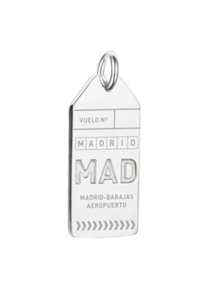 Jet Set Candy MAD Madrid Luggage Tag Charm