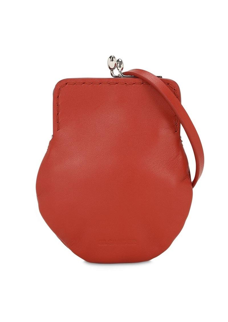Jil Sander Goji Frame Coin Case Bag