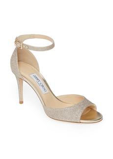 Jimmy Choo Annie 85 Ankle Strap Sandal (Women)