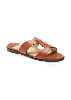Jimmy Choo Atia Flat Sandal (Women)