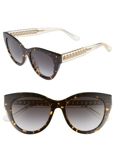 Jimmy Choo Chana 52mm Gradient Sunglasses