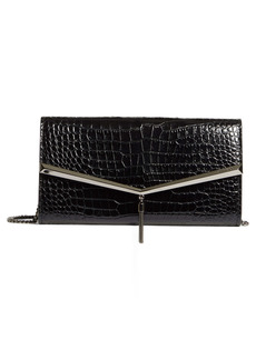 Jimmy Choo Elish Leather Mini Bag