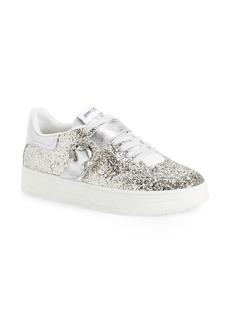 Jimmy Choo Glitter Low Top Sneaker (Women)