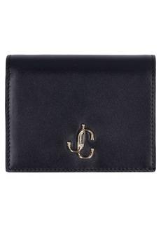 Jimmy Choo Hanne Leather Wallet