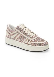 Jimmy Choo Hawaii Glitter Sneaker (Women)